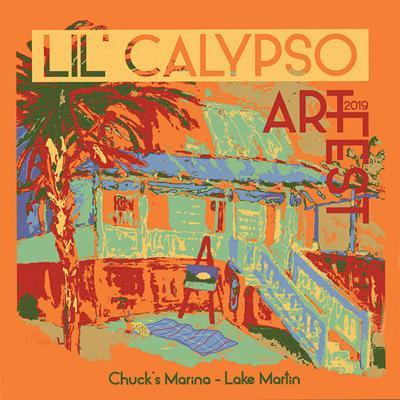 Lil Calypso 2019 poster