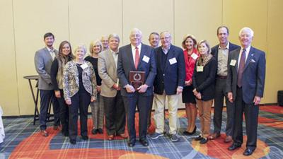 Nabors named Trustee of the Year
