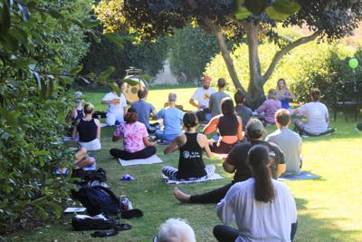 Yoga Day speakers discuss yoga as a vehicle for social justice