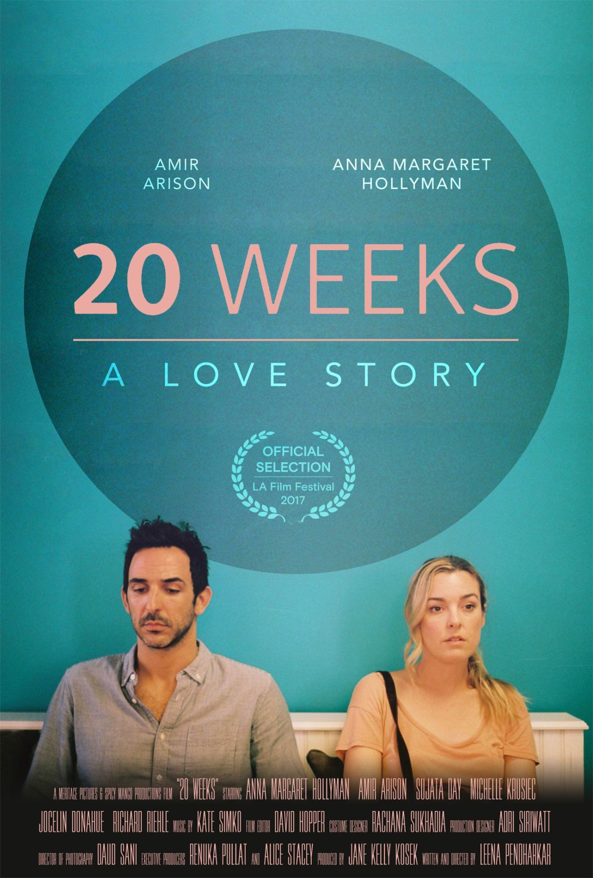Lmu Professor Leena Pendharkar Premiers New Film 20 Weeks On
