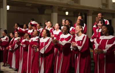 Christmas Choir.The Gospel Choir S Christmas Concert Arts And