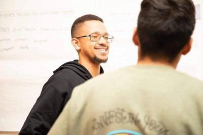 AFAM alum speaks on social justice in the real world