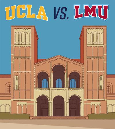 UCLA v. LMU