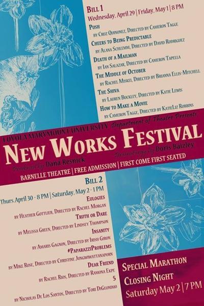 New Works Festival 2015