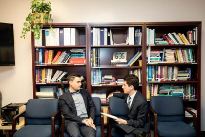 Ben Shapiro sat down to discuss social justice, free speech and transgender pronouns.