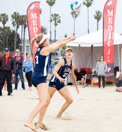 2019 WCC Beach Volleyball Championships1