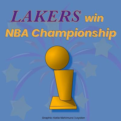 Lakers Graphic