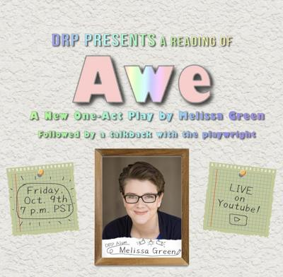 Awe by Melissa Green
