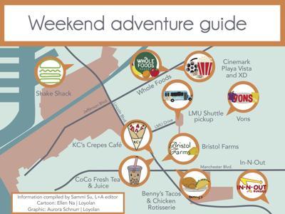 weekend adventure guide