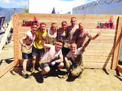 LMU students take on Tough Mudder