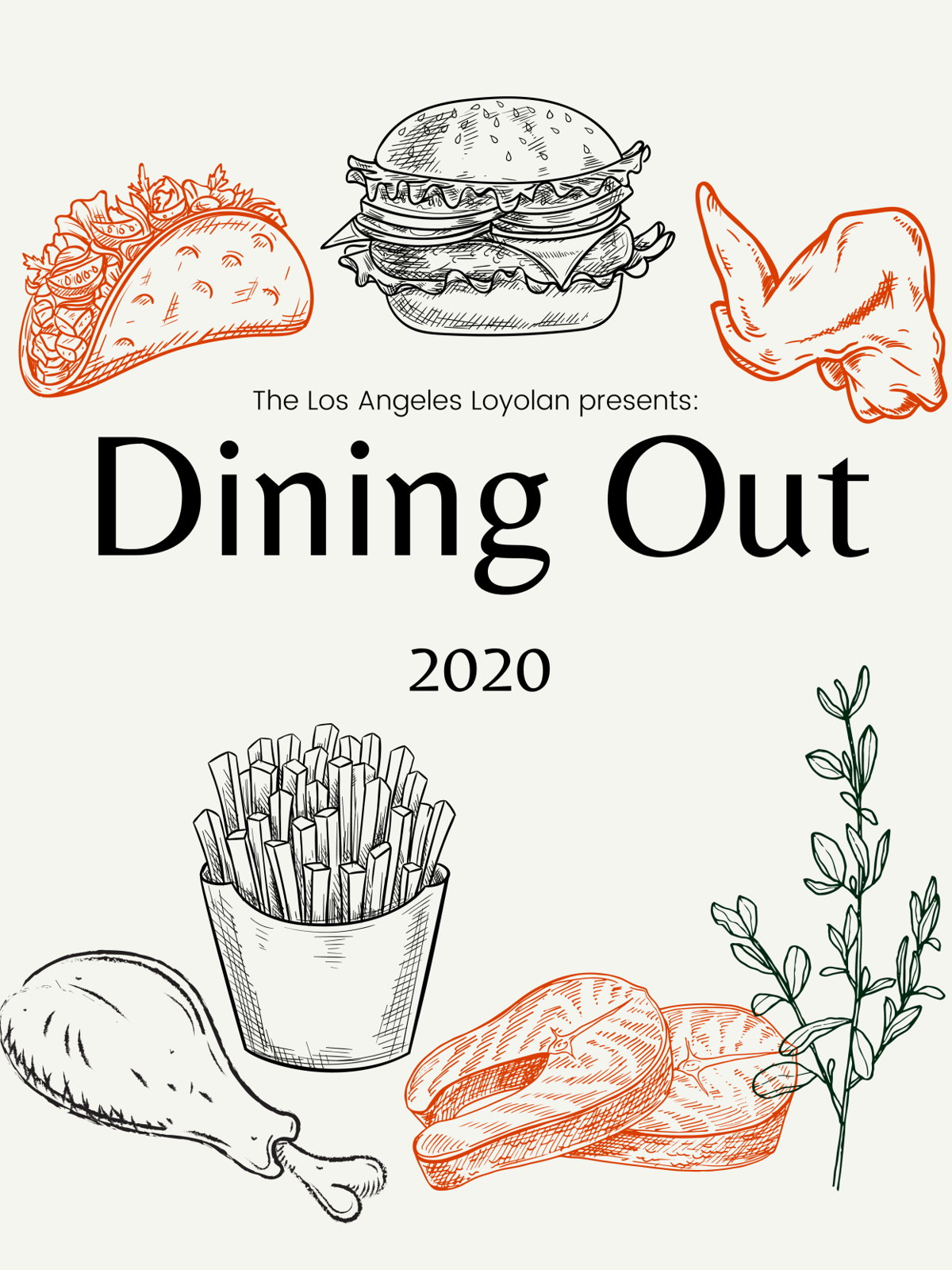 Dining Out 2020