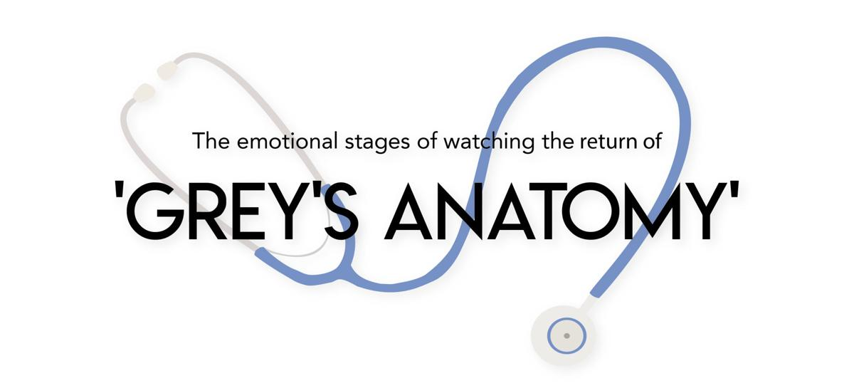 The emotional stages of watching the \'Grey\'s Anatomy\' return | Film ...
