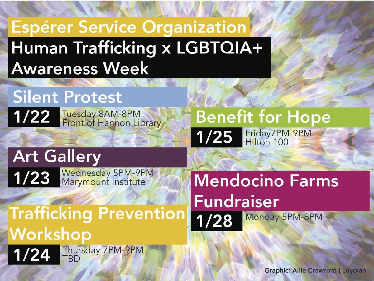 Q&A with Espérer on Human Trafficking Awareness Week