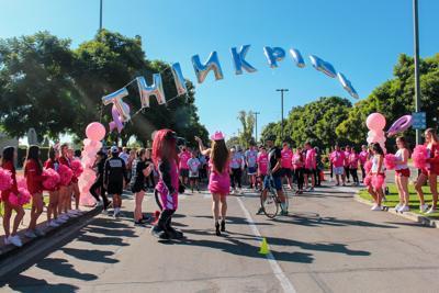 think pink fun run