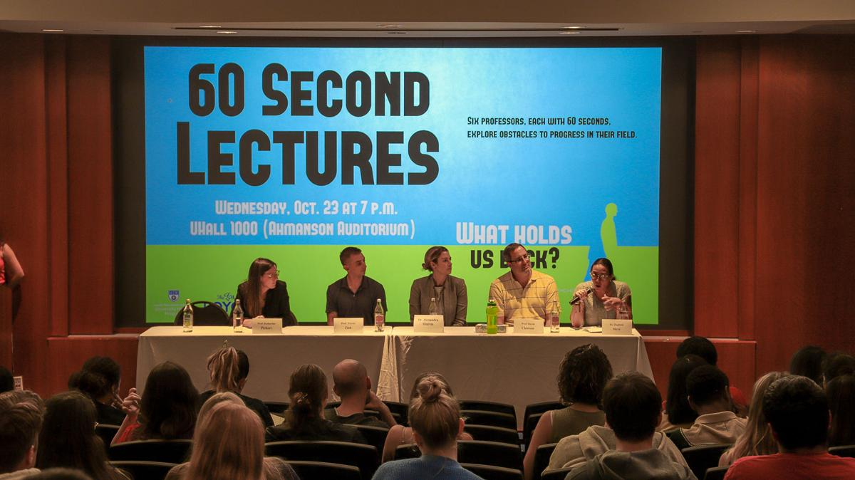 60 sec lectures