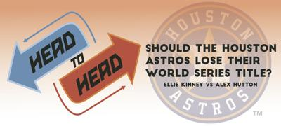 Astros Head to Head Graphic