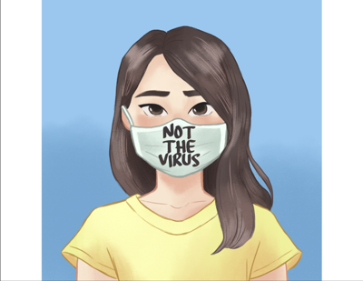 I am not the virus