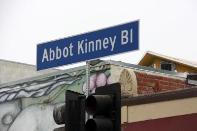 Abbot Kinney Boulevard