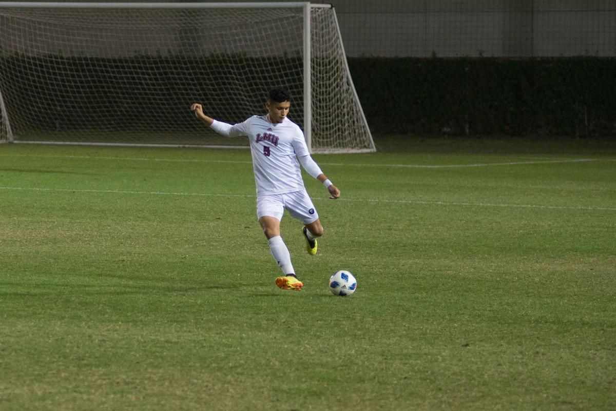 Men's Soccer UofP 1