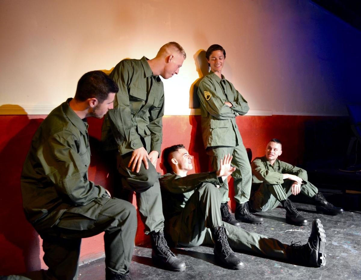 Dogfight the Musical