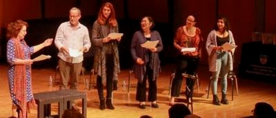 Hidden Heroes recognized through dramatic performances