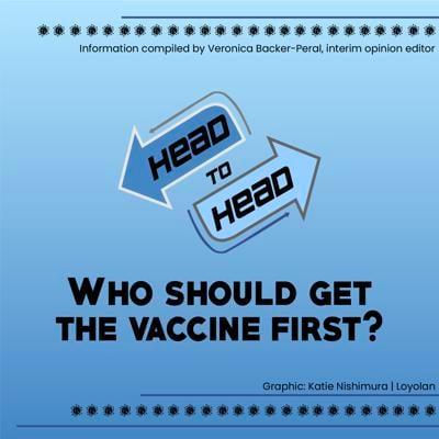 Head to head: Vaccine