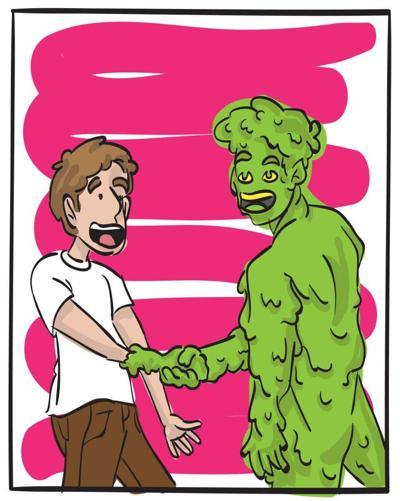 Anti-Vaxx Cartoon