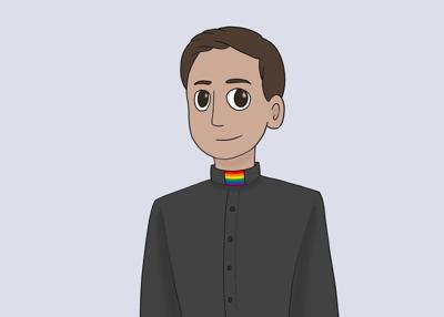 Bluff LGBTQ Priest