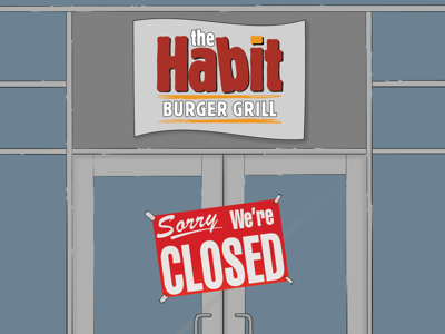 LMU's Habit Burger revealed to be part-time bed and breakfast