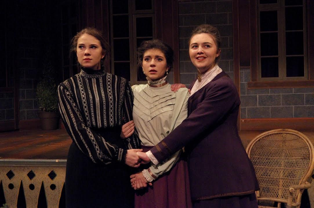 """Chekhov Fest includes a performance of """"Three Sisters."""""""