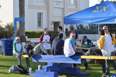 Three LMU fraternities on probation