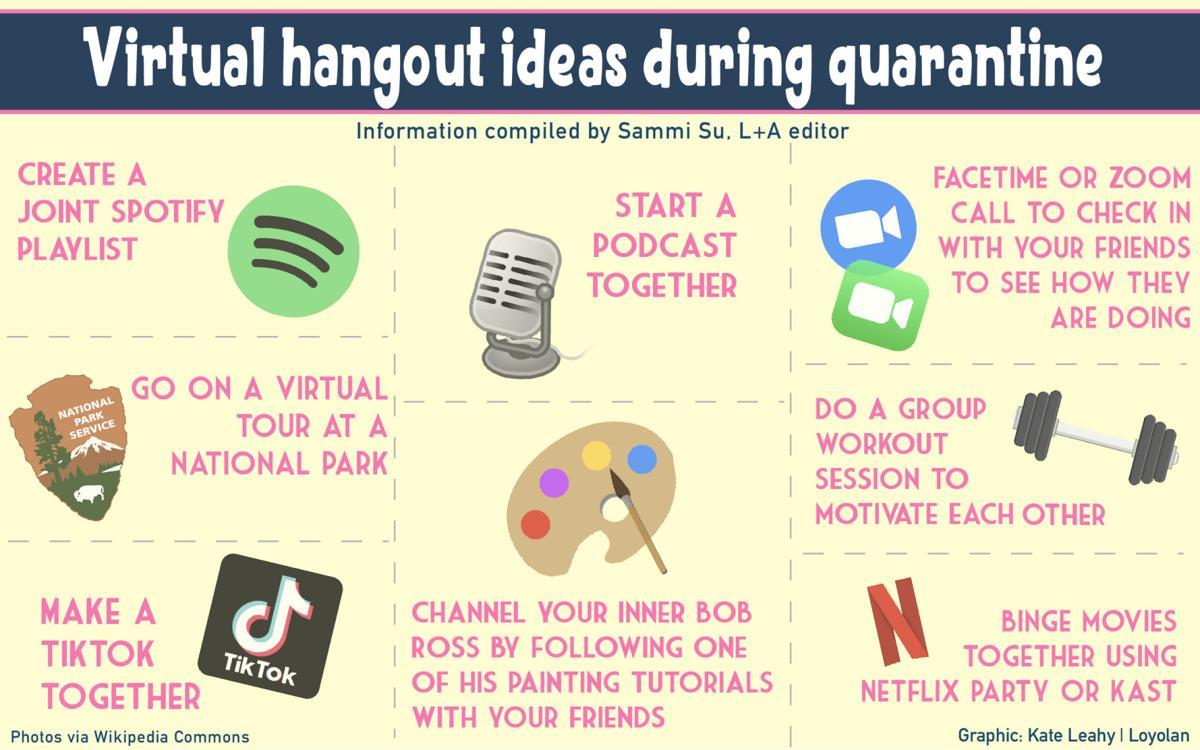 Virtual Hangout Ideas During Quarantine Life Arts Laloyolan Com