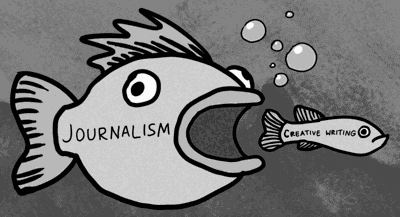 journalism and creative writing