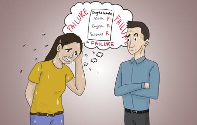 Bluff: failure