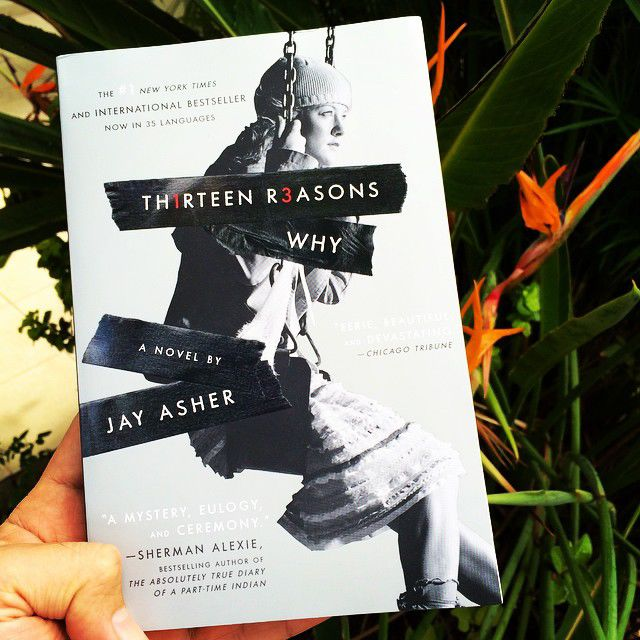 thirteen reasons why a book by jay asher should be taught in schools '13 reasons why' series prompts '13 reasons why,' netflix's adaption of the bestselling 2007 book by jay asher '13 reasons why': schools warn about.