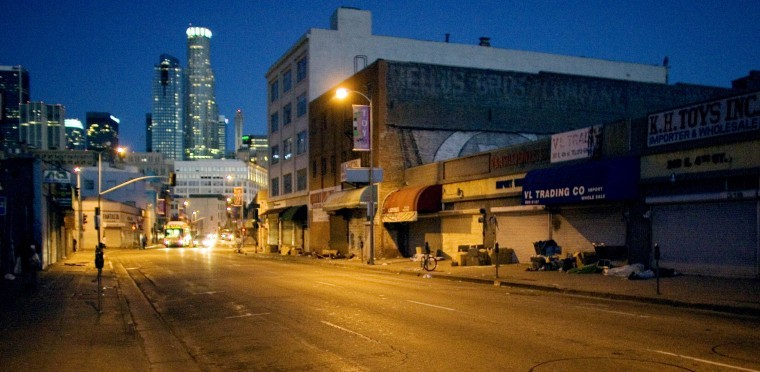 A look into the injustices on Skid Row | Opinion ...