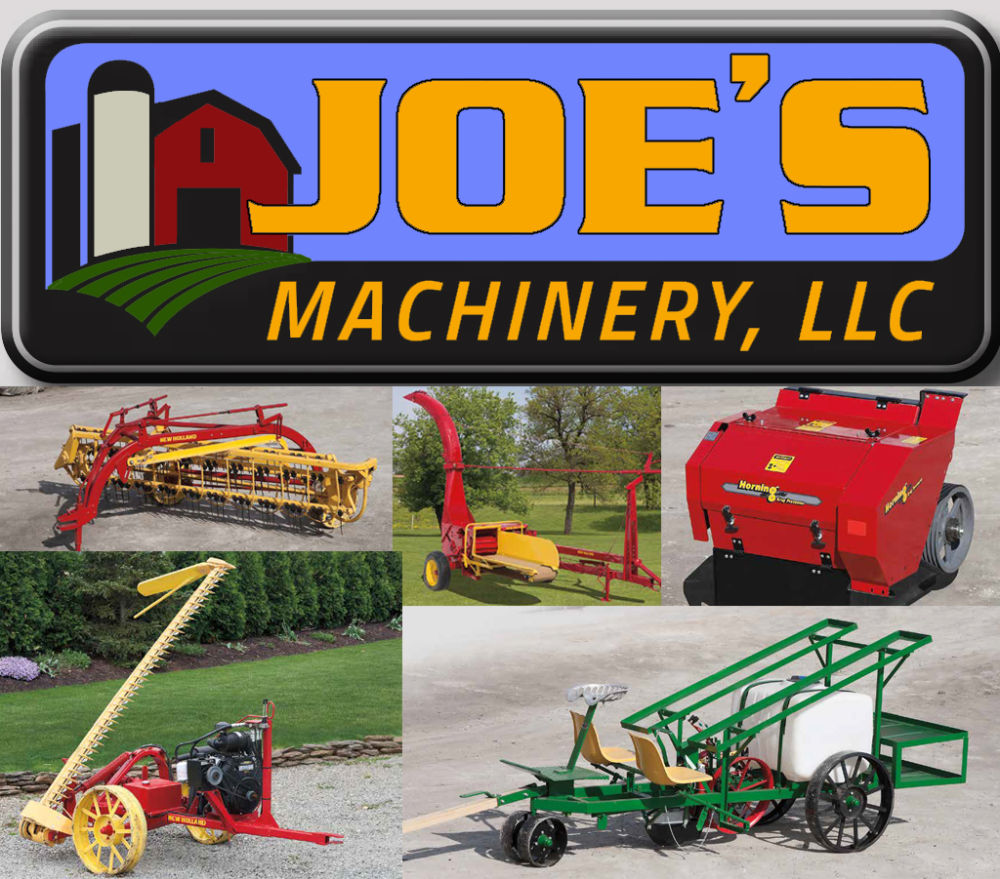 Joe's Machinery, LLC