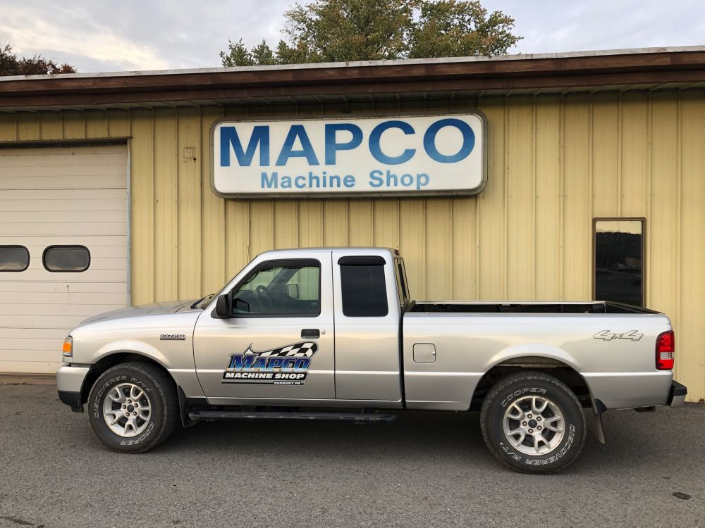 MAPCO Machine Shop