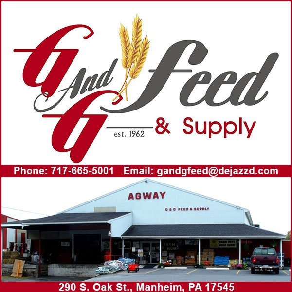 G And G Feed & Supply