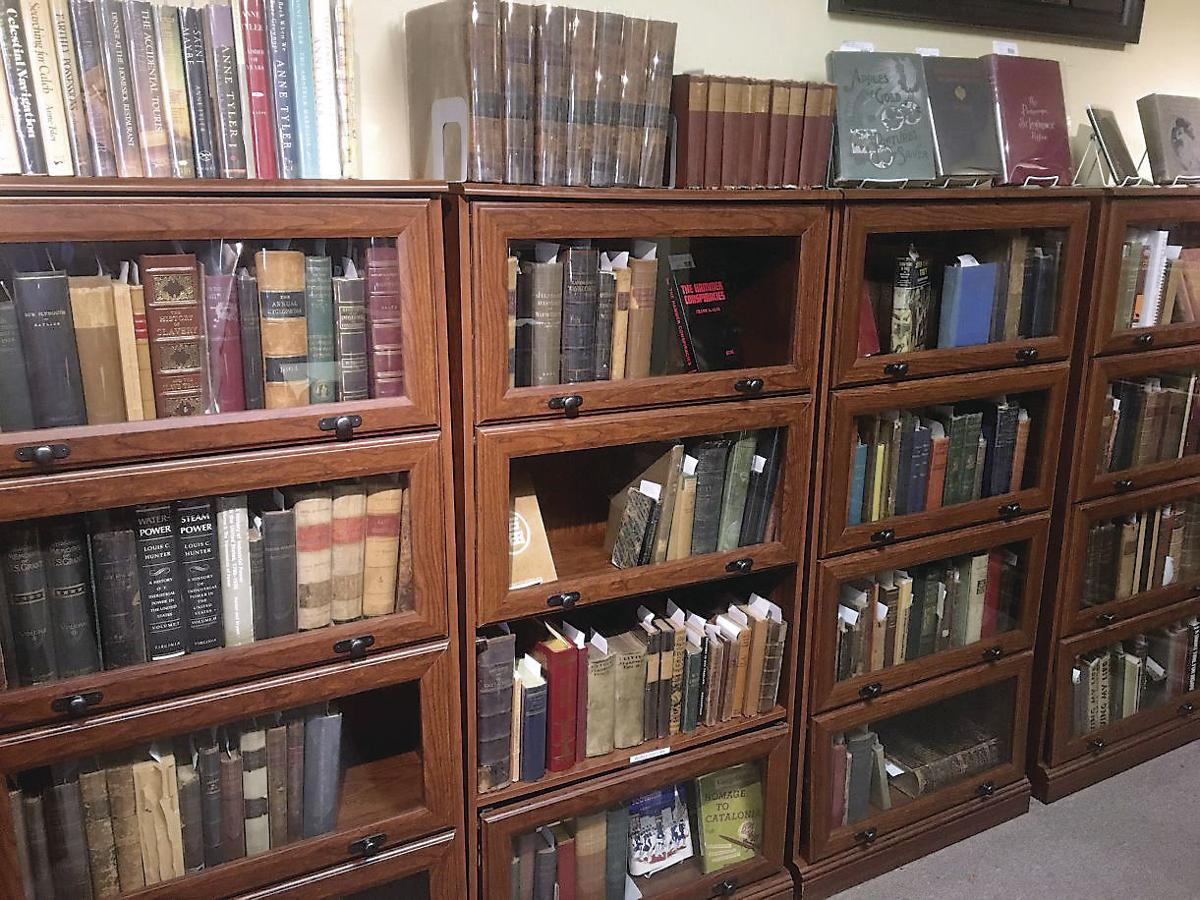 Tips for Vintage, Rare Book Collecting