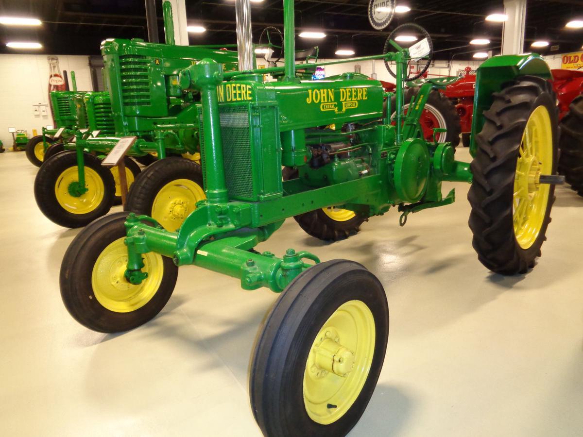 Classic Tractor Gallery | lancasterfarming com