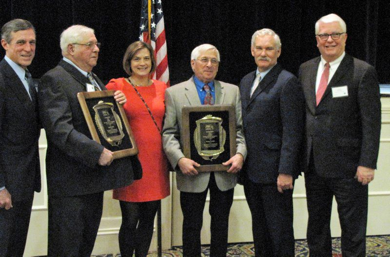 Farm Brothers Honored at Delaware Ag Dinner