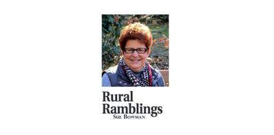 Sue Bowman Rural Ramblings