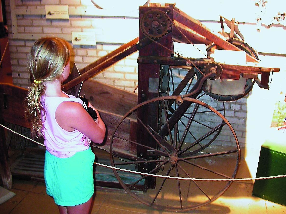 Witter Museum Preserves Ag Heritage at State Fairgrounds