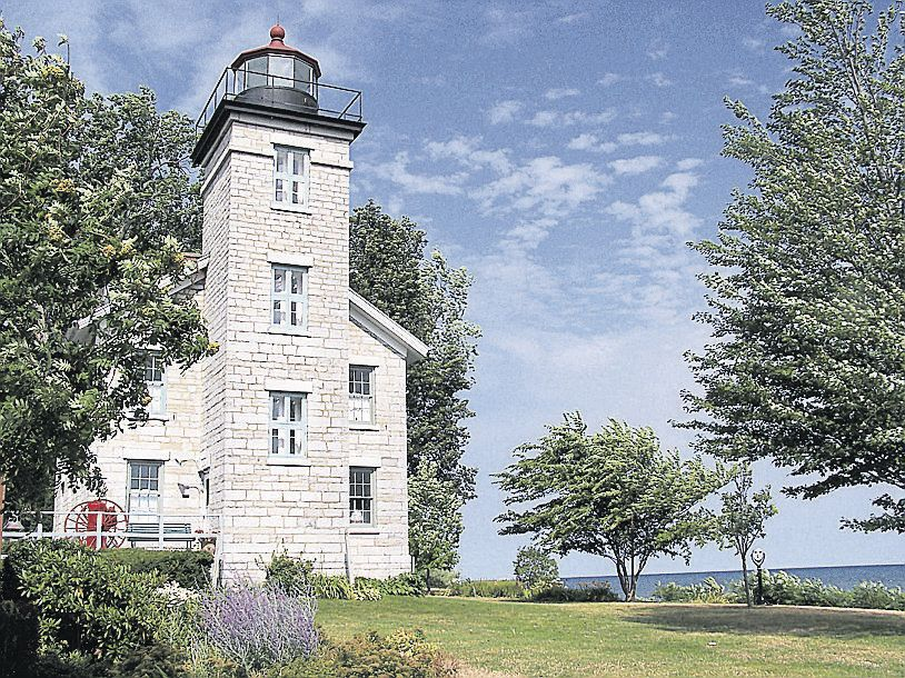 Historic Lighthouse Home to Maritime Museum