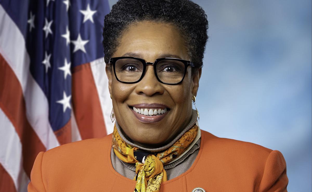 Rep. Marcia Fudge of Ohio