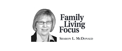 Family Living Focus Sharon McDonald