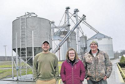 It takes a team to run McCullough Grain