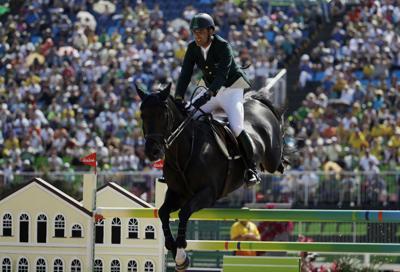 Rio Olympics Show Jumping