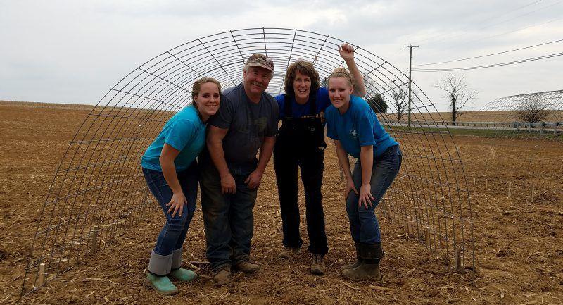Farmyard Family